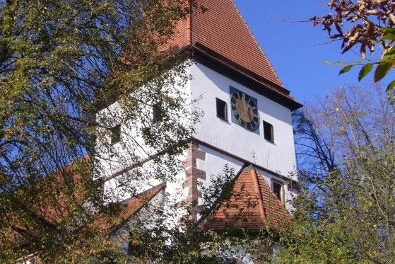 Silvesterkirche Hausen