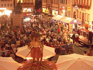 Weinbrunnenfest