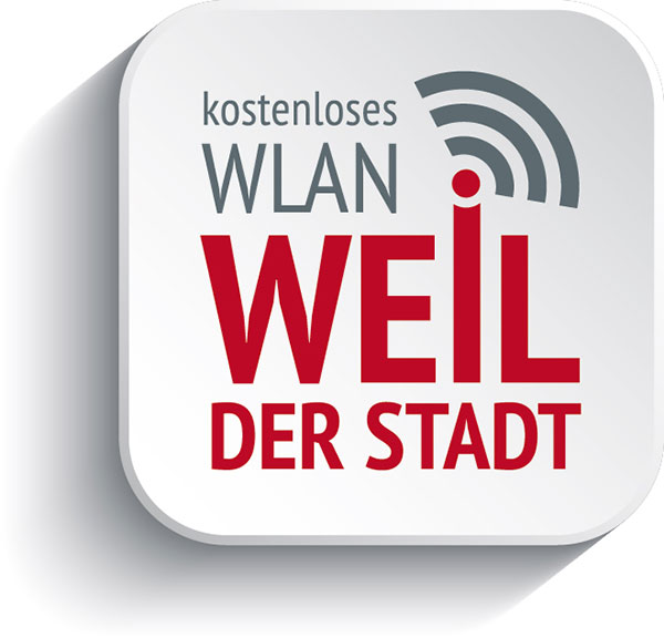 Logo Freies WLAN Weil der Stadt