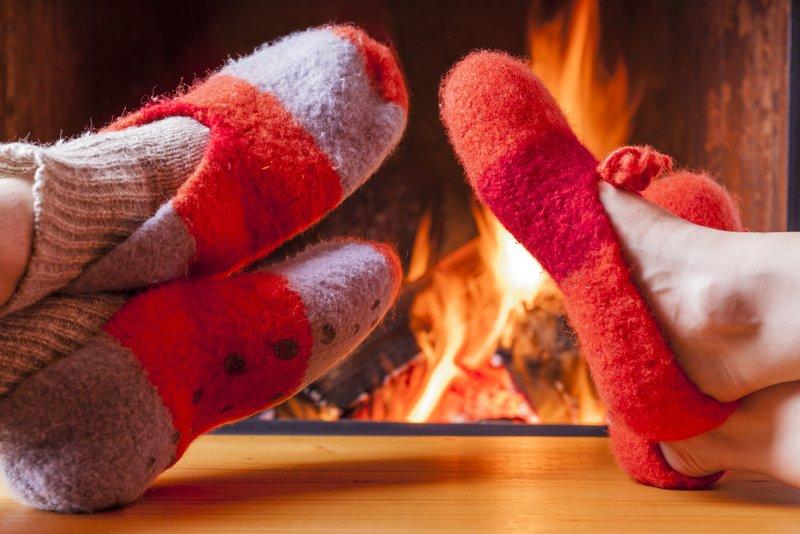 Wohlige Wärme