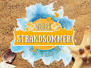 Strandsommer Logo