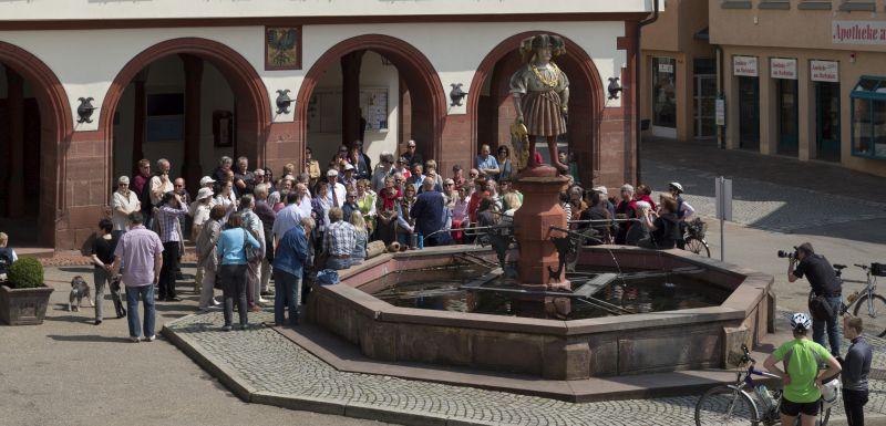 Treffpunkt Rathaus-Arkaden