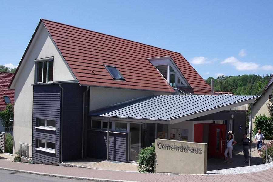 Gemeindehaus Schafhausen