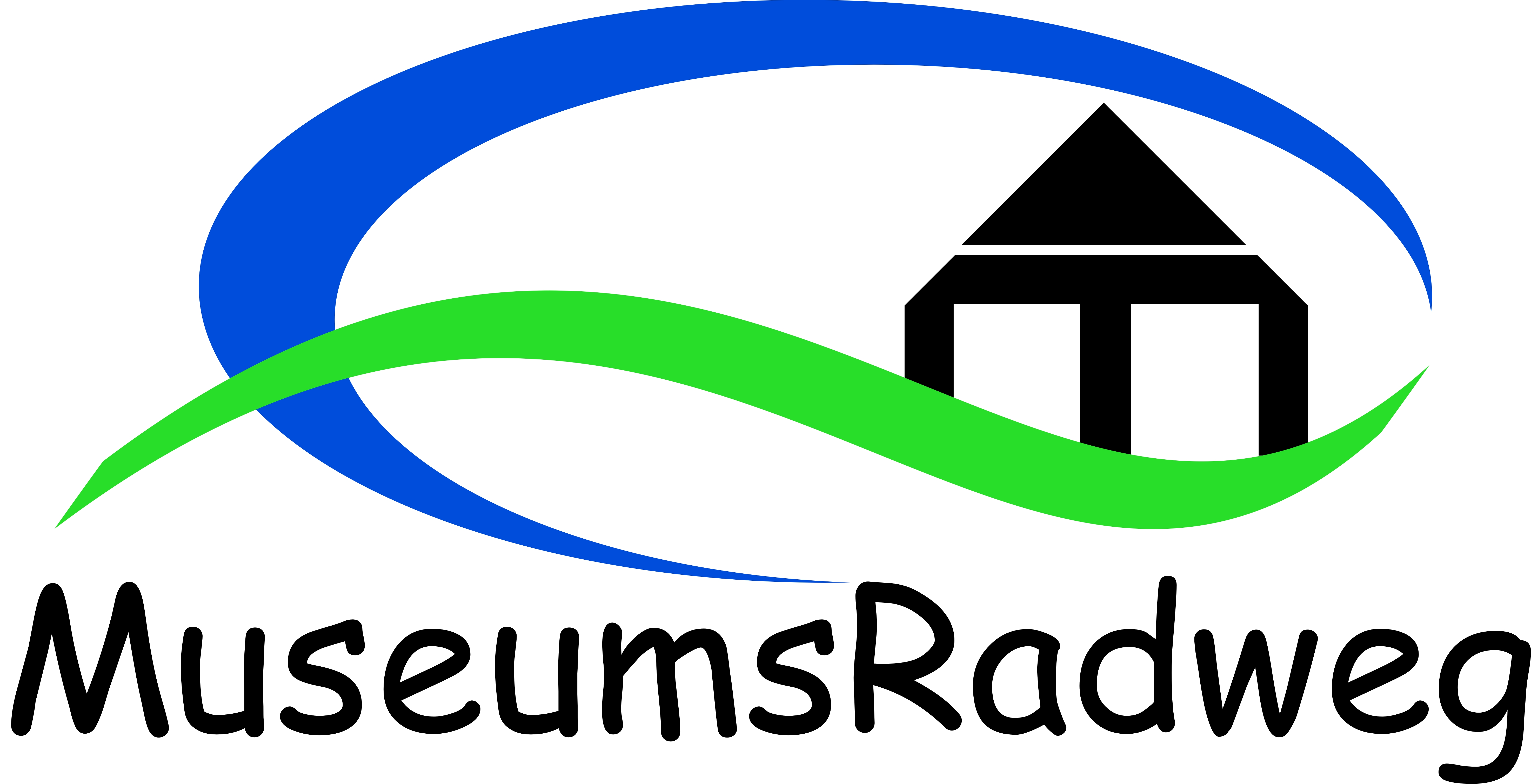 Museumsradweg Logo