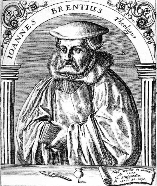 Johannes Brenz