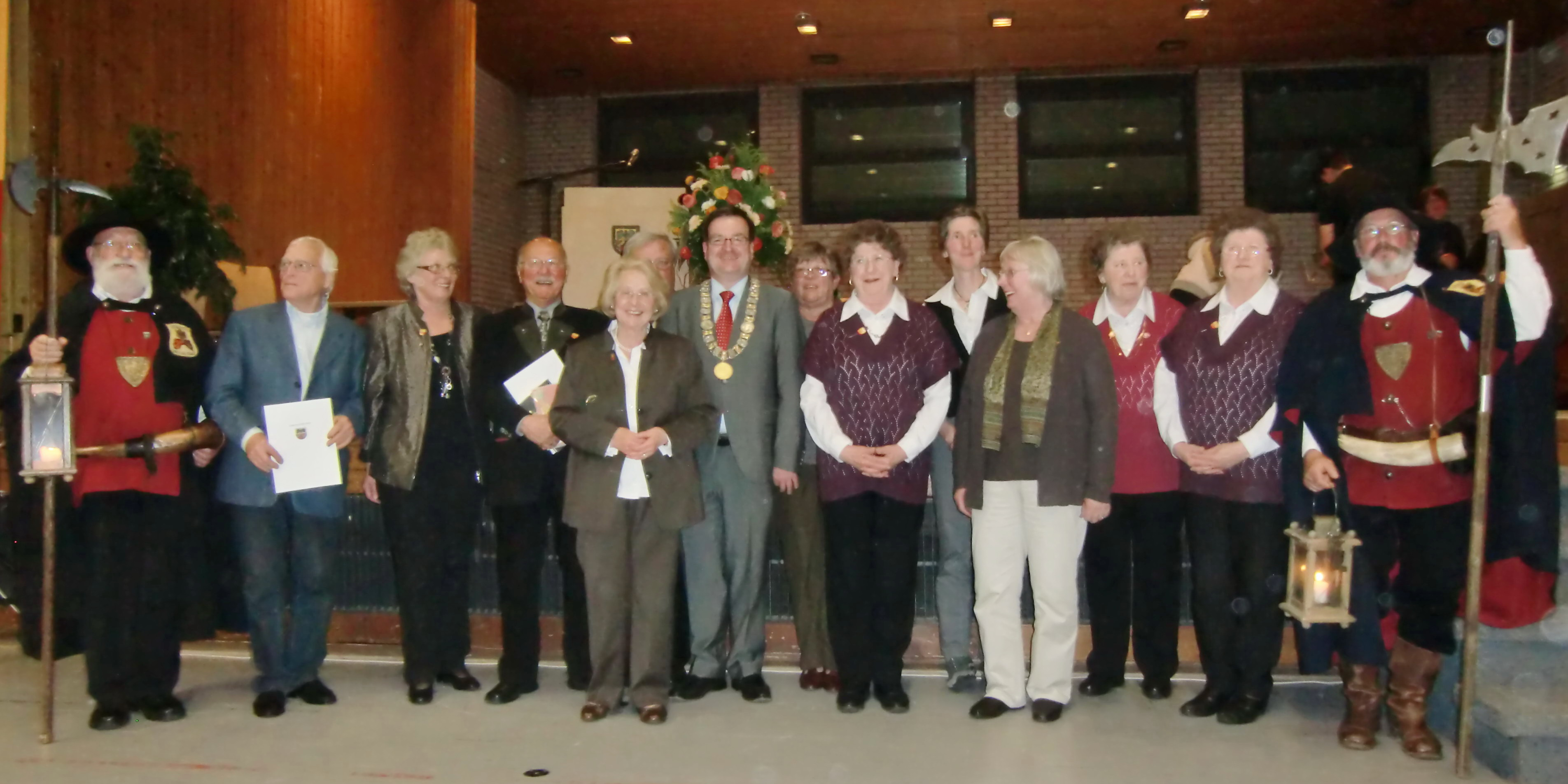 Ehrenamtspreis - Preisträger 2012