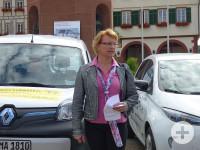 Erste Beigeordnete Susanne Widmaier