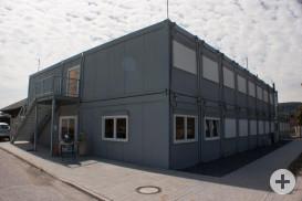 Container-Gebäude