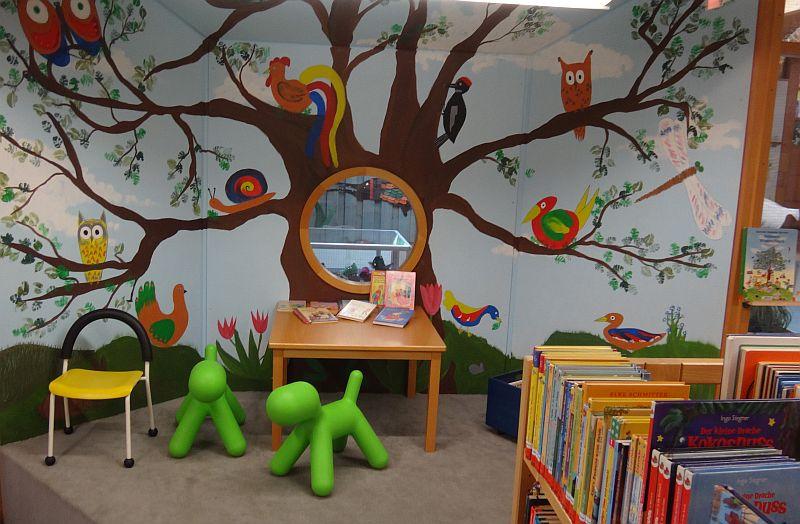 Kinderecke Büchereien