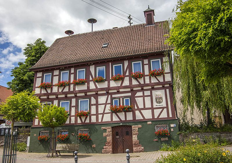 Münklingen Rathaus
