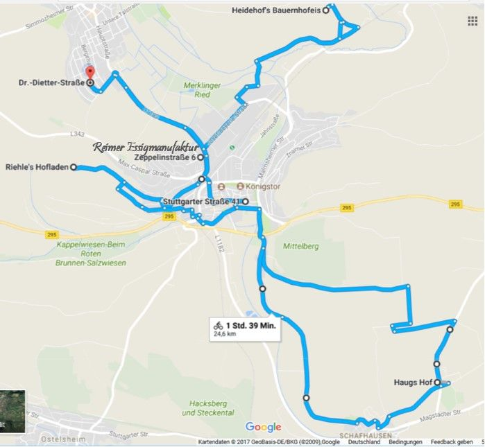 Hofladen-Tour e-classik