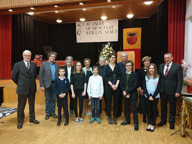 Preisträger Jugend musiziert