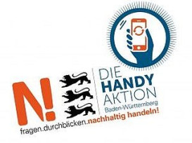 Handy-Sammelaktion anlässlich der Nachhaltigkeitstage