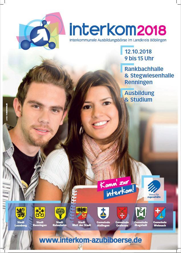 Interkom 2018 Plakat