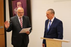 Jürgen Katz wird als Erster Beigeordneter verpflichtet