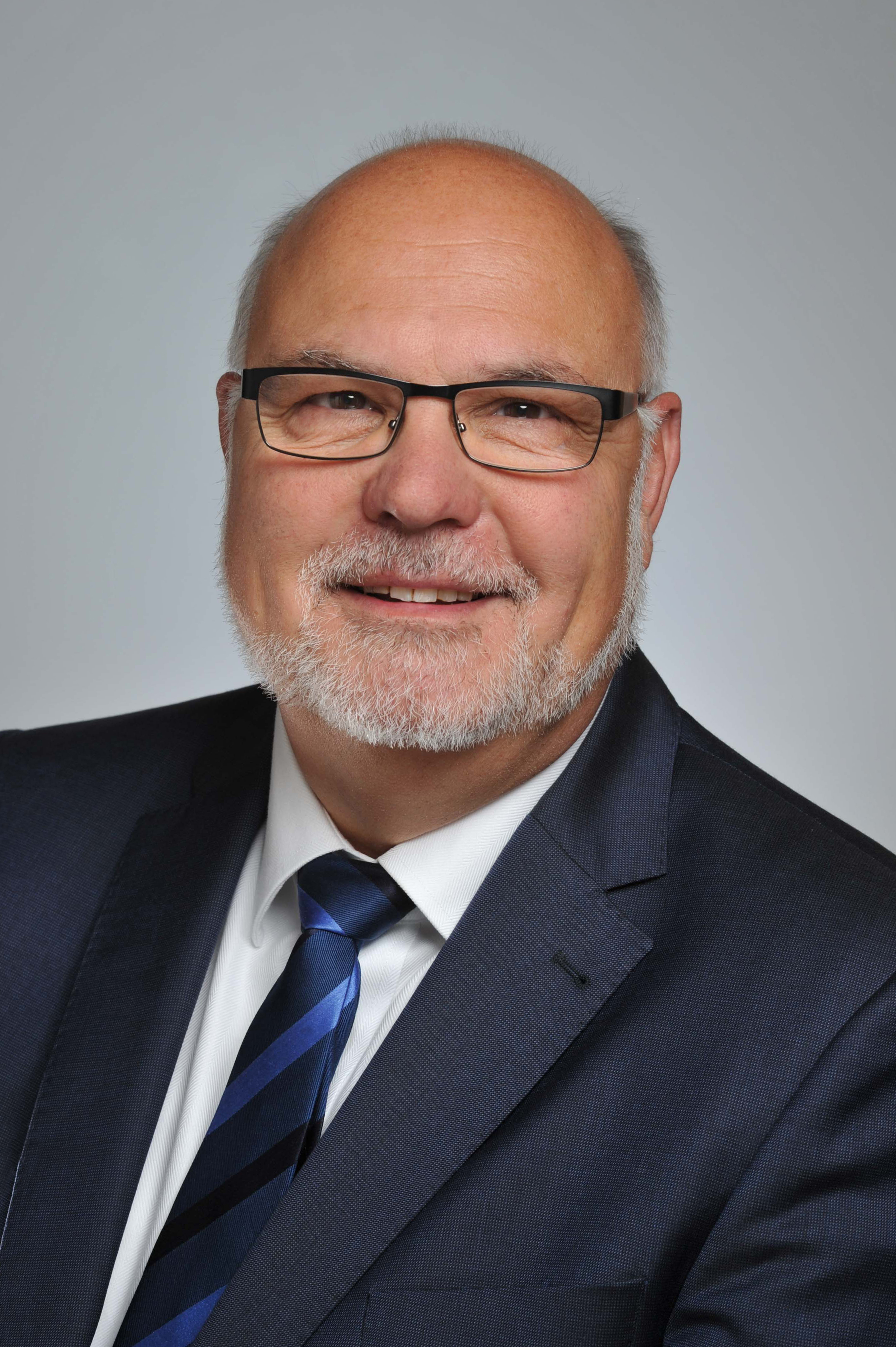 Erster Beigeordneter Jürgen Katz