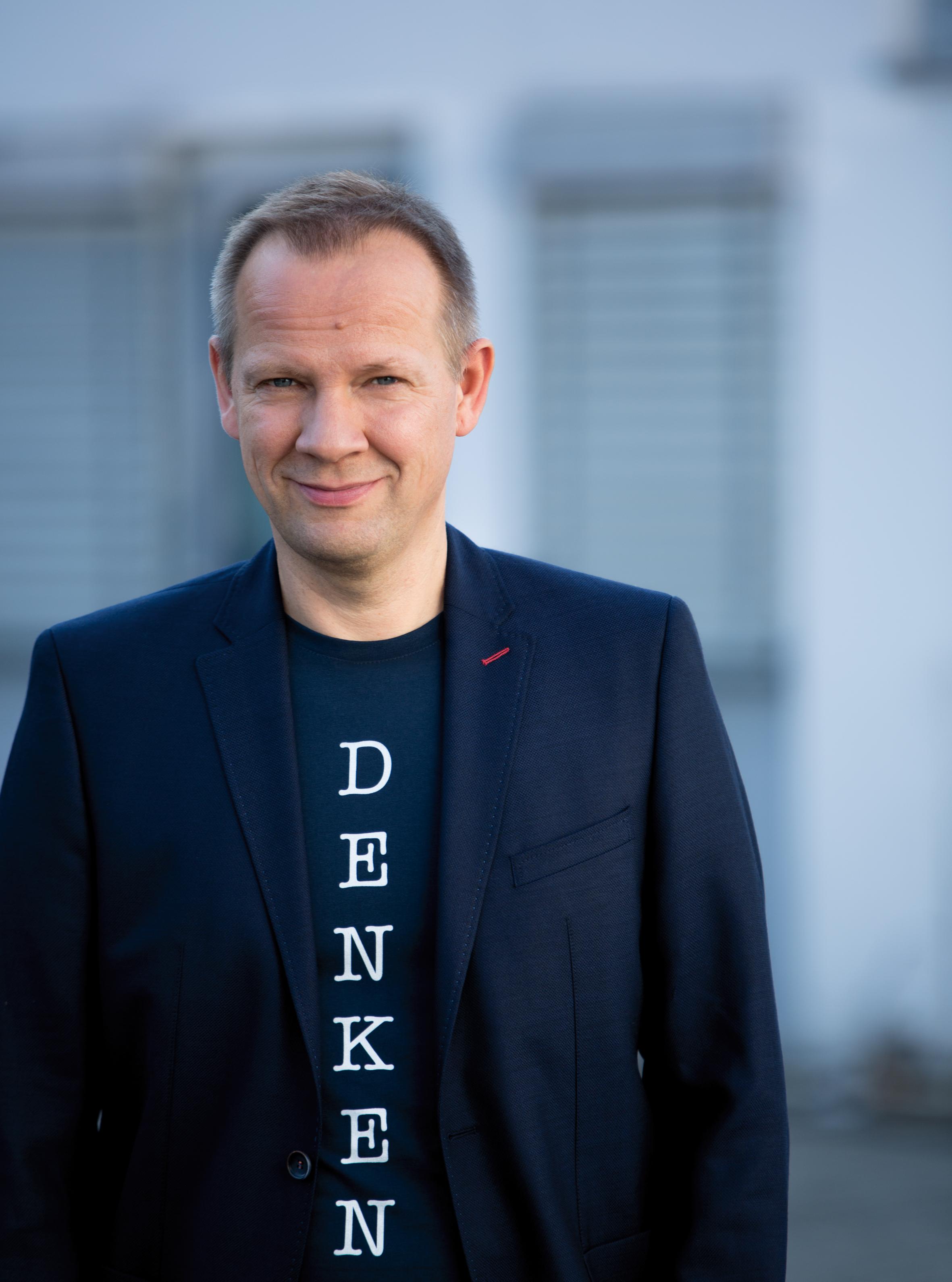 Kabarettist Thomas Schreckenberger
