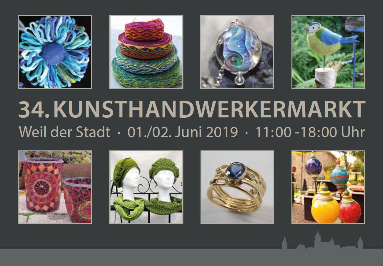Kunsthandwerkermarkt 2019