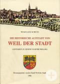 Die historische Altstadt von Weil der Stadt