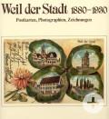Weil der Stadt 1880 bis 1930