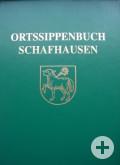 Ortssippenbuch Schafhausen 1525 - 1997