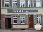Stadt- & Tourist-Info