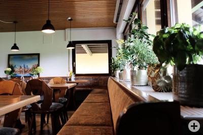 Stubenberg Gaststätte Innenraum