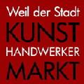 Logo Kunsthandwerkermarkt Weil der Stadt