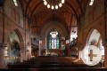 Innenansicht Evangelische Brenzkirche