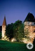 Roter Turm & Storchenturm