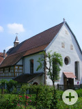 """Ehemaliges Kapuzinerkloster (""""Klösterle"""")"""