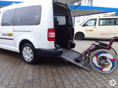 Rollstuhltaxi