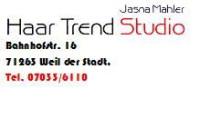 Logo Haar Trend Studio