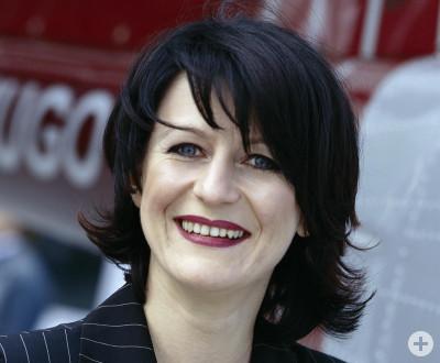 Friseurmeisterin Snjezana Bacher