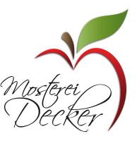 Logo Mosterei Decker