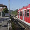 S-Bahn in Weil der Stadt