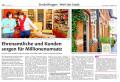 Böblinger Kreiszeitung berichtet über das Jubiläum des EINE WELT LADENS