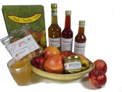Unsere Apfelprodukte