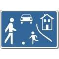 Verkehrsberuhigter Bereich