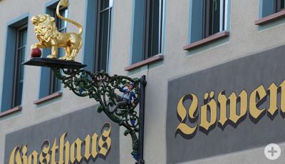 Gasthaus Löwen Weil der Stadt