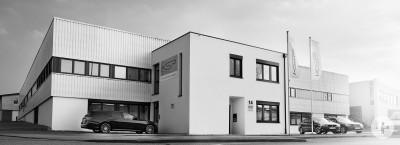 KSP GmbH CNC Technik Firmengebäude