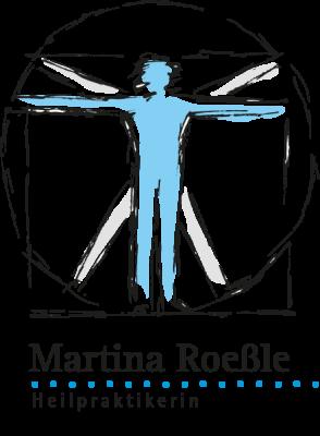 Logo mit Text Martina Roeßle
