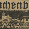 Überschrift Wochenblatt