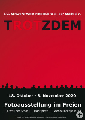 Fotoausstellung TROTZDEM