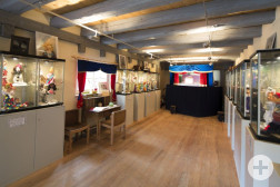 Handpuppenmuseum innen