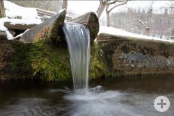 Wasserlauf in Münklingen