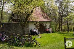 Jabokshütte in Münklingen