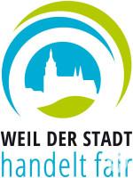 Logo Weil der Stadt handelt fair
