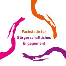Logo-Fachstelle Bürgerschaftliches Engagement (BE)