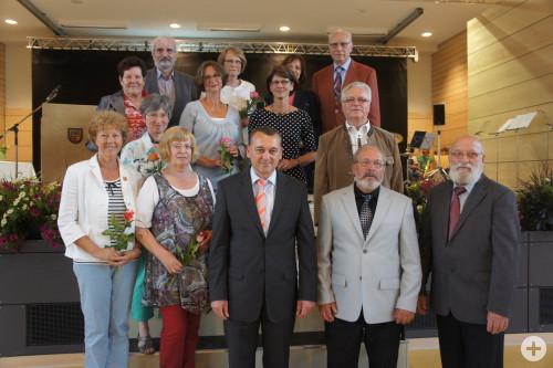 Ehrenamtspreis - Preisträger 2014